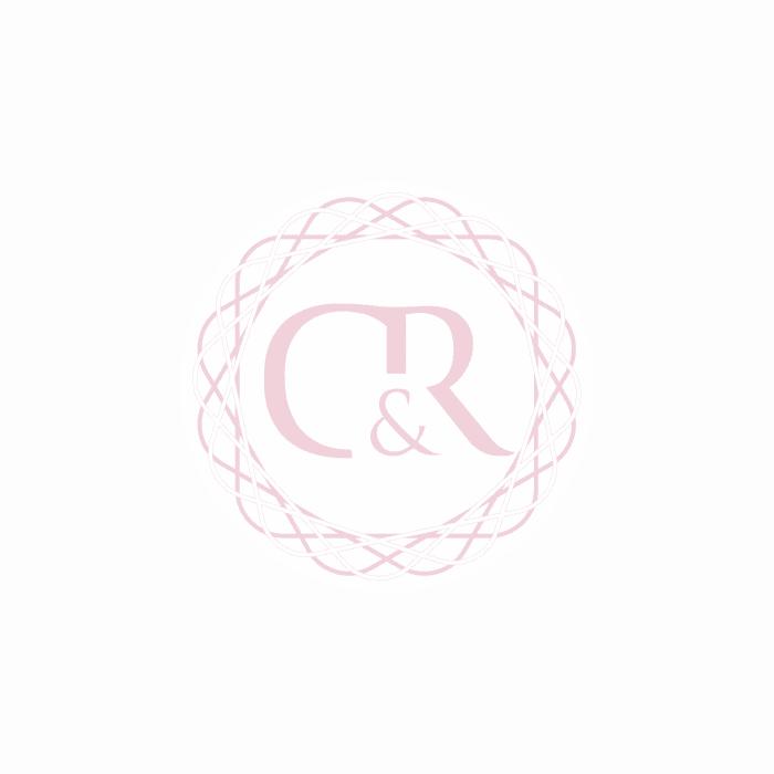 C R Logo Dark Rosa Wei Hintergrund Blank Rund 2000 2000 bildschirm