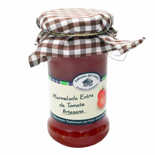 mermelada extra de tomate artesana 100 natural tomatenmarmelade handgemacht front