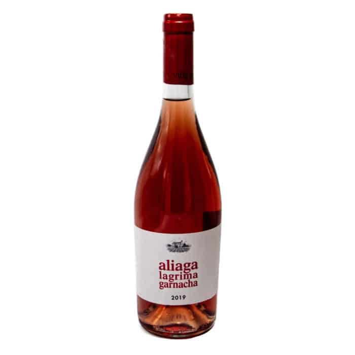 roséwein aliaga lagrima garnacha front