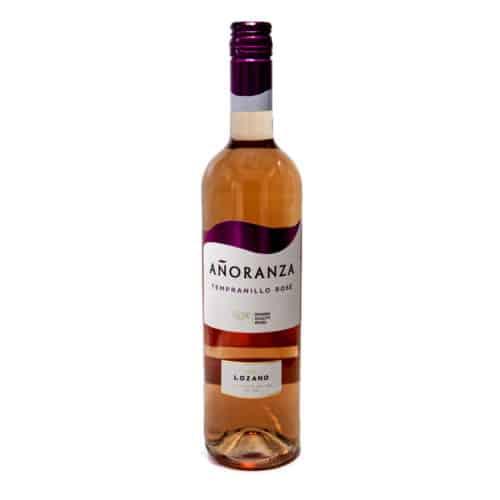 roséwein anoranza front