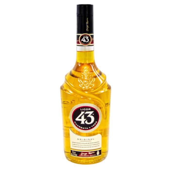 licor 43 cuarenta y tres original 1l spanischer likoer 43 original front