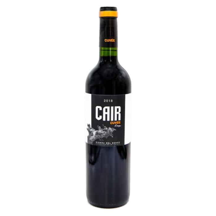 rotwein cair cuvée 2018 075l front