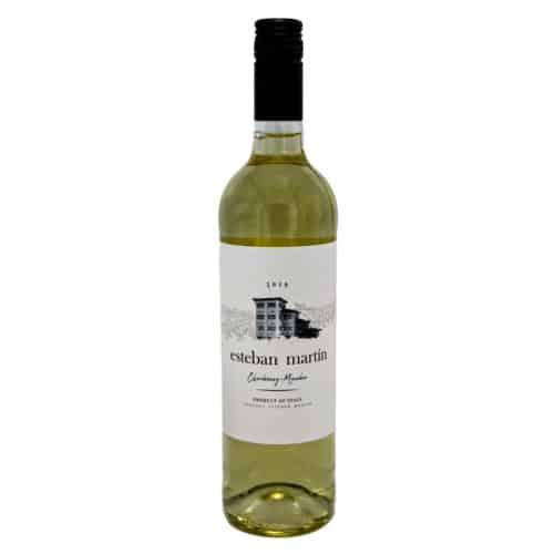 weisswein esteban martin chardonnay macabeo 2019 075l front