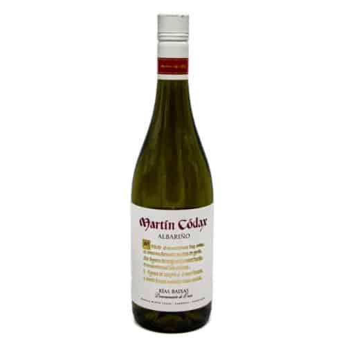 weisswein martin códax albariño 2019 075l front