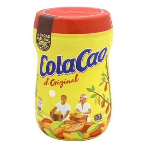 cola cao el original original kakaopulver 390g front