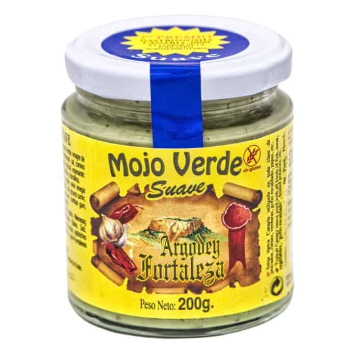 mojo verde suave argodey fortaleza gruene mojo sauce mild 200g front