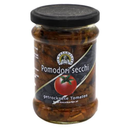 pomodori secchi getrocknete tomaten mariniert in rapsoel 140g front
