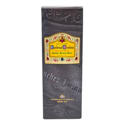 cardenal mendoza solera gran reserva brandy de jerez 07l front