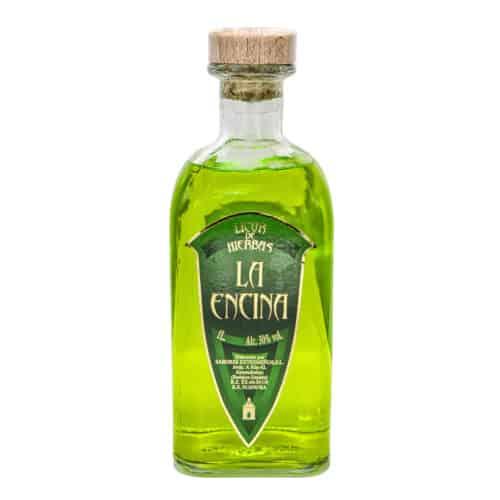 licor de hierbas la encina kraeuterlikoer 1l front