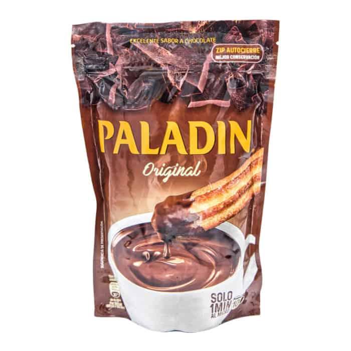 salsa de chocolate paladin original schokosauce schokososse 340g front