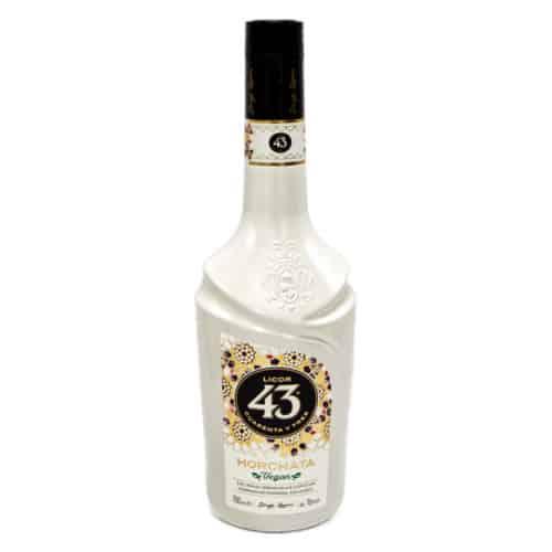 licor 43 cuarenta y tres horchata 07l spanischer likoer 43 mit erdmandelmilch front
