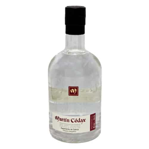 martin códax augardente de galicia 07l brandy aus galizien front