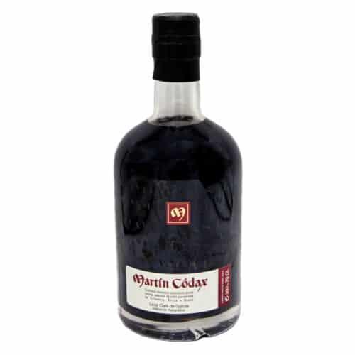 martin códax licor café de galicia 07l galizischer kaffeelikoer front