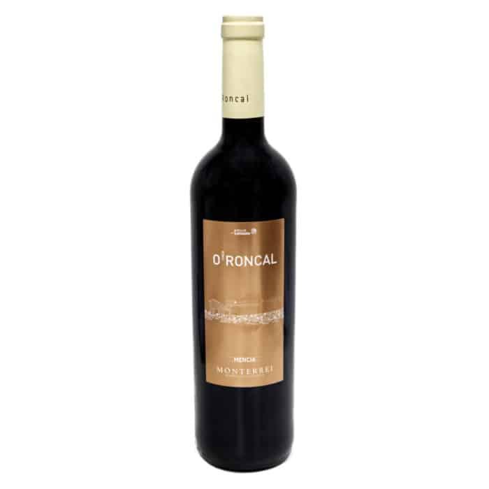 rotwein finca o roncal monterrei mencia 2018 075l front