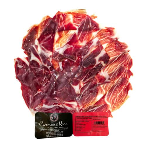 jamon de bellota iberico 75 raza iberica iberischer schinken aus eichelmast 75 iberische rasse front