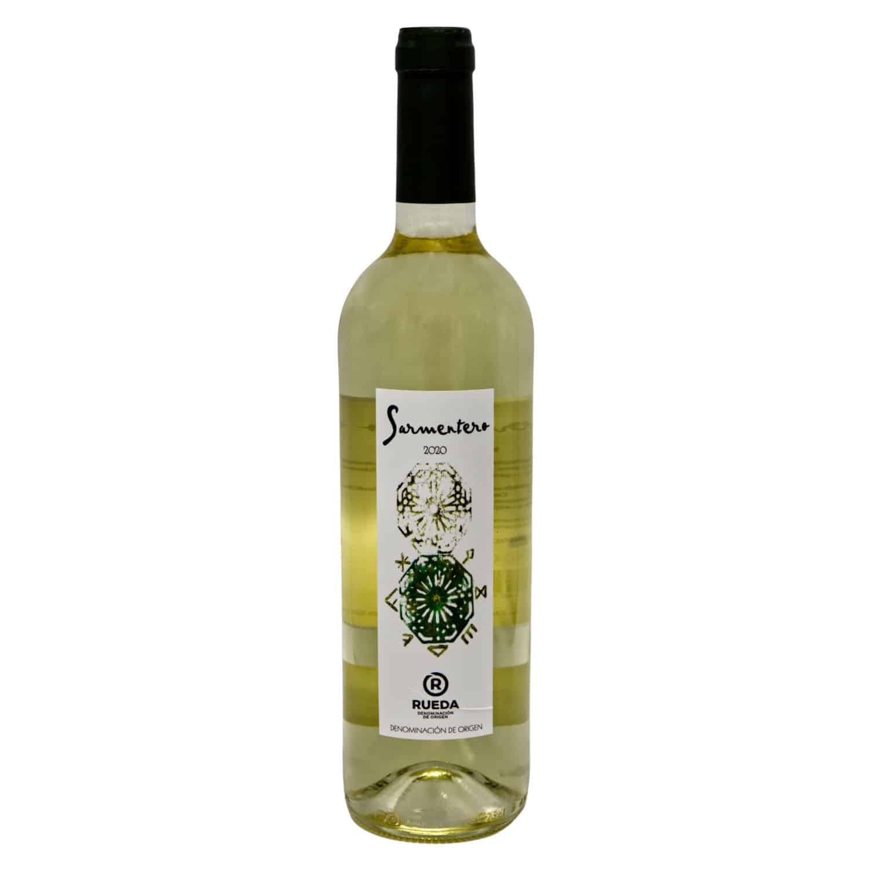weisswein sarmentero vino blanco 2020 075l front
